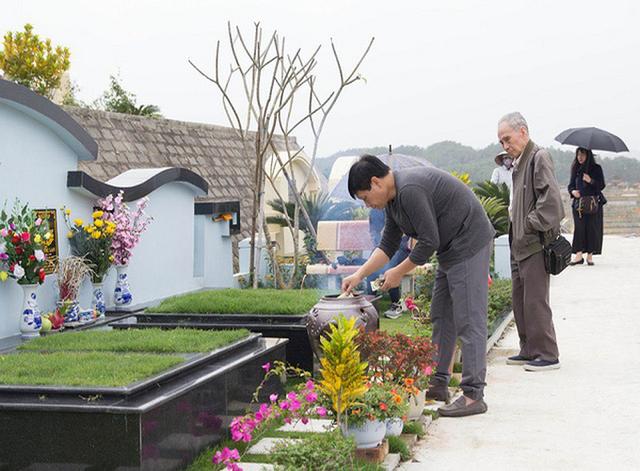 Tết Thanh Minh đã trở thành một trong những ngày lễ quan trọng, thiêng liêng, khắc sâu vào tâm trí của mỗi người Việt. Ảnh: Internet