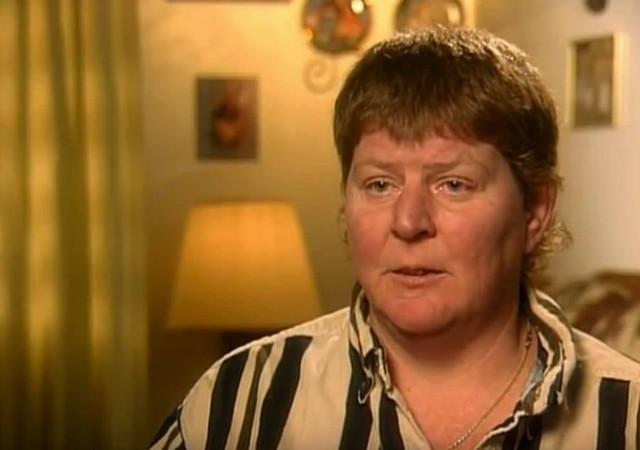 Tyria Moore, bạn tình đồng giới của Wuornos. Ảnh: Allthatsinteresting.com.
