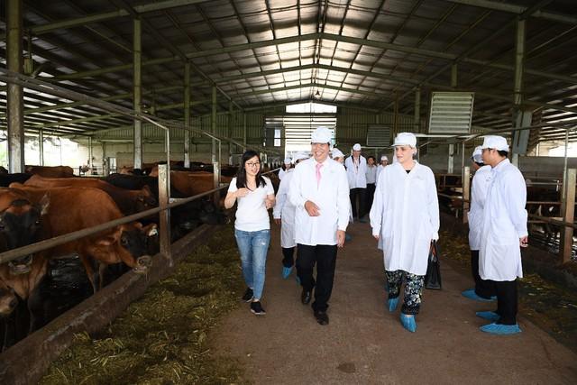 Chính nhờ sự hợp tác khắng khít giữa Sữa Cô Gái Hà Lan và các đối tác mà dự án ngày càng phát triển, tạo lập nên những giá trị tốt đẹp cho cả cộng đồng