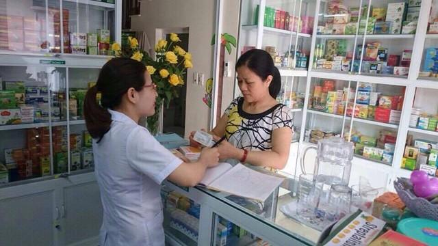Công việc dược sỹ hiện tại mang lại hạnh phúc cho Phương