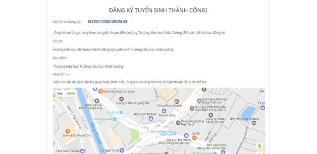 Năm học 2019 - 2020: Tuyển sinh trực tuyến tại Hà Nội sẽ thực hiện thế nào? - Ảnh 8