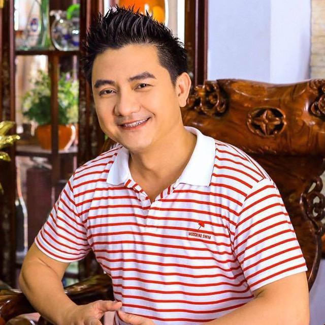 Diễn viên hài Anh Vũ.