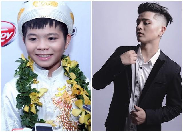 Quang Anh nổi tiếng sau khi đoạt giải Quán quân Giọng hát Việt nhí mùa đầu tiên năm 2013. Khi đó, chàng ca sĩ nhí mới 12 tuổi. Sau 6 năm, giọng ca quê xứ Thanh đã thay đổi rất nhiều từ ngoại hình đến phong cách.