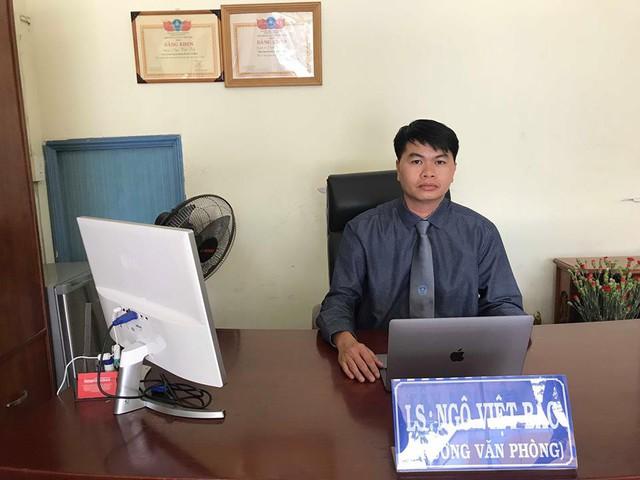 Luật sư Ngô Việt Bắc (Trưởng văn phòng Luật sư Sài Gòn Tây Nguyên, Đoàn Luật sư TP. Hồ Chí Minh) đưa ra quan điểm cá nhân về vụ ông Linh nựng bé gái