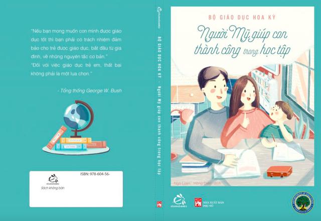 Cuốn sách Người Mỹ giúp con thành công trong học tập
