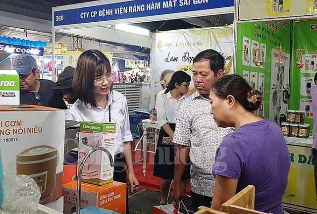 Nhiều sản phẩm chất lượng của doanh nghiệp Việt sẽ được giới thiệu tại hội chợ