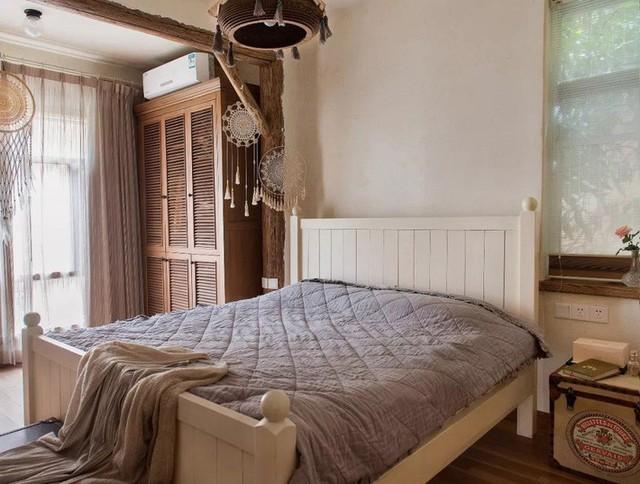 Phòng ngủ nhỏ xinh.