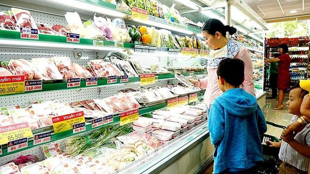 Hàng hóa trong hệ thống tiêu dùng hiện đại cần đáp ứng tiêu chuẩn