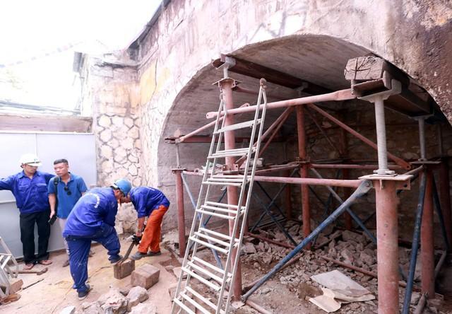 Đánh giá về việc triển khai đục thông vòm cầu, mở không gian văn hóa, nhiều chuyên gia cho rằng đây là ý tưởng rất sáng tạo của TP Hà Nội, UBND quận Hoàn Kiếm.