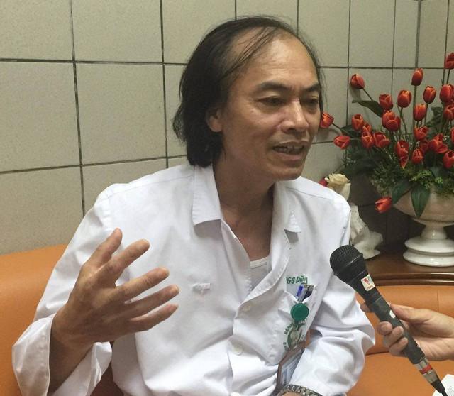 PGS.TS Nguyễn Tiến Dũng