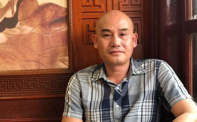 Anh Nguyễn Văn Thiện. Ảnh: Lao động