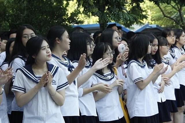 Học sinh Hà Nội được nghỉ nhiều nhất 5 ngày dịp 30/4 và 1/5. Ảnh: Nguyễn Hà/Lao Động.