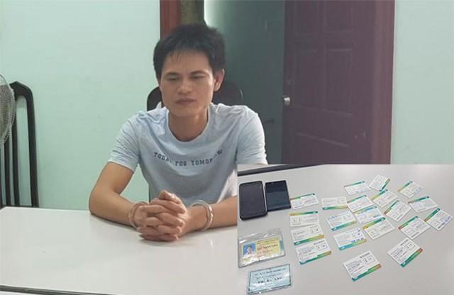 Đối tượng Sơn có thể bị xử phạt 20 năm tù. Ảnh: cand.com.vn