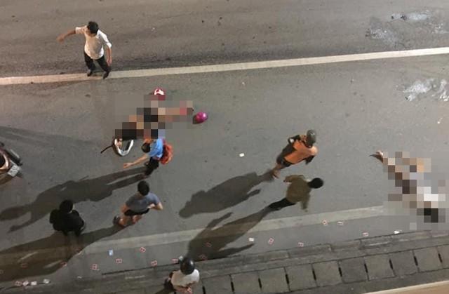 Vụ TNGT tại hầm Kim Liên rạng sáng ngày 1/5 do tài xế xe Mercedes sử dụng rượu bia.