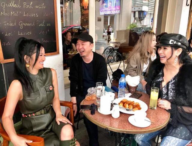 Cô cũng ngưỡng mộ đàn chị Thanh Lam về khả năng nấu ăn.