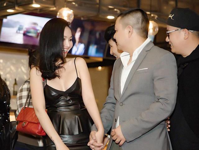 Hình ảnh mới nhất của vợ chồng Kim Hiền.