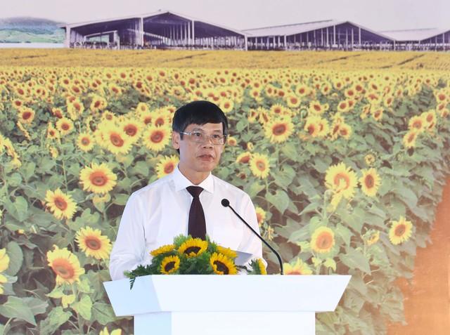 Chủ tịch UBND Thanh Hóa phát biểu