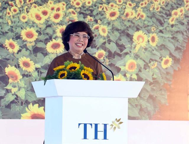 Bà Thái Hương, Chủ tịch Tập đoàn TH
