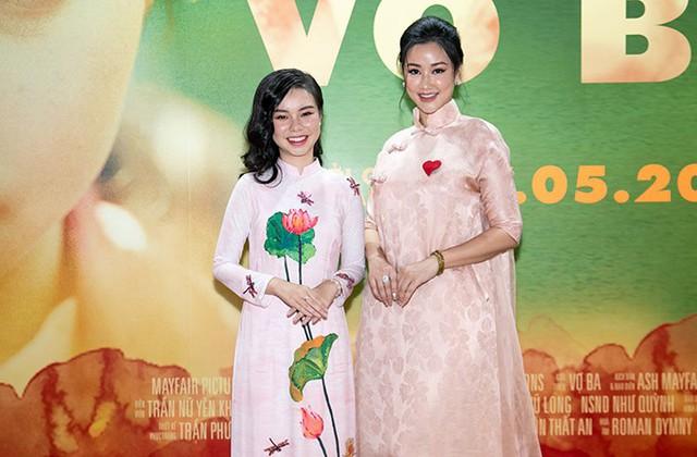Trà My và Maya được nhiều người khen ngợi về diễn xuất.