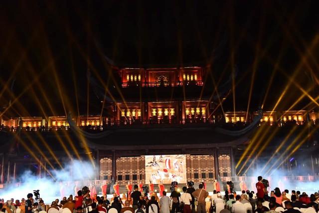 Chương trình Đại lộ di sản đã khắc khọa những nét độc đáo văn hóa tôn giáo của từng nước qua các tiết mục đặc sắc