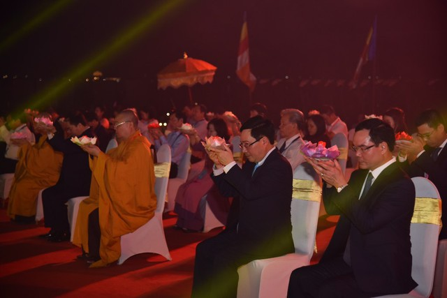 Lãnh đạo Trung ương tham gia đại lễ cầu nguyện
