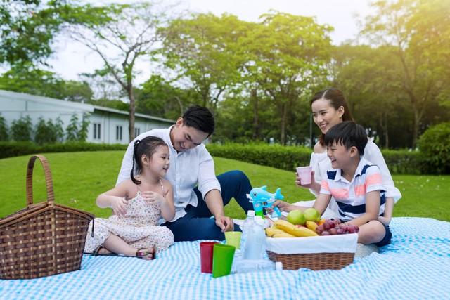 Con trẻ lớn lên khỏe mạnh là niềm hạnh phúc của bậc cha mẹ