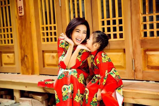 Con gái chính là sự sống và nguồn động viên giúp Mai Phương vượt qua mọi khó khăn.