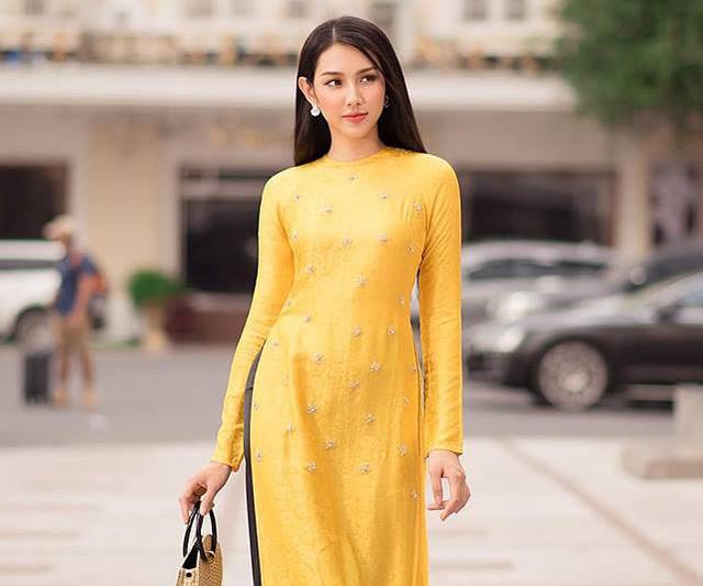 Người đẹp nhân ái Nguyễn Thúc Thùy Tiên