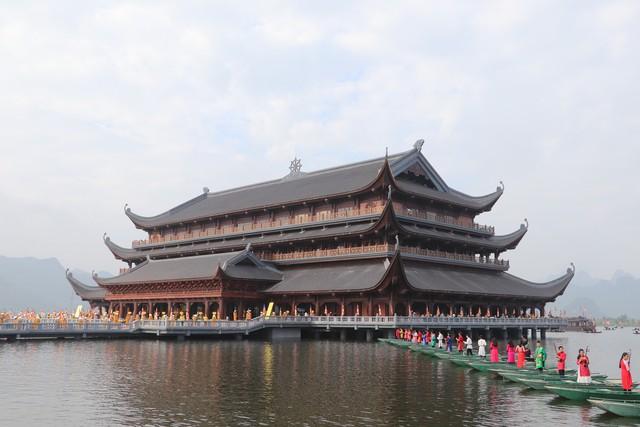 Sau Đại lễ Vesak lần thứ 16 được tổ chức tại chùa Tam Chúc, Hà Nam hiện vẫn chưa chắc chắn quốc gia nào đăng cai năm 2020