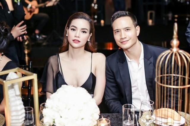 Gần 3 năm nay Kim Lý luôn sánh vai cùng nữ hoàng giải trí tại hầu hết các sự kiện trong và ngoài nước