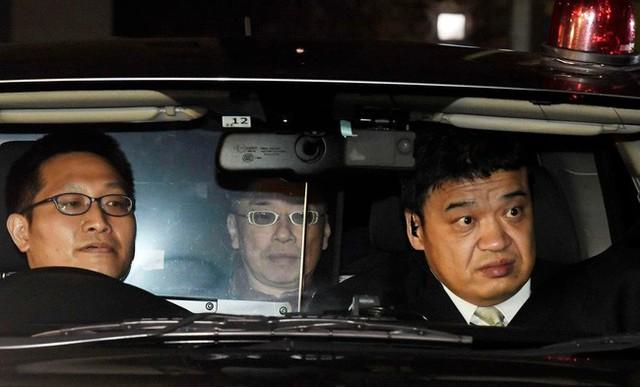 Kaoru Hasegawa, kẻ đặt dao trên bàn học của Hoàng tử Hisahito bị bắt giữ.