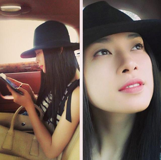 Trước đó rất lâu, người đẹp điện ảnh còn sử dụng mũ fedora cho phong cách đời thường khi có cuộc hẹn hay xuống phố.