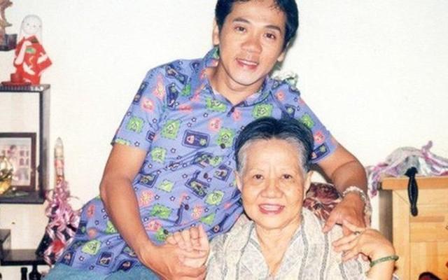NSƯT Thành Lộc và nghệ sĩ Huỳnh Mai.