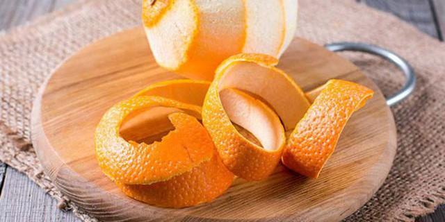Vỏ cam quýt có thể làm thơm nhà.