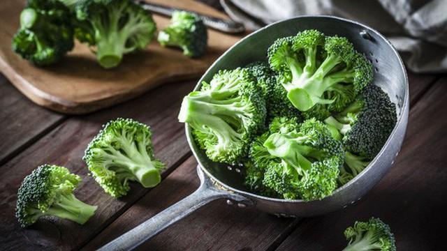 Bông cải xanh là một thức ăn quen thuộc - ảnh minh họa từ FOX NEWS