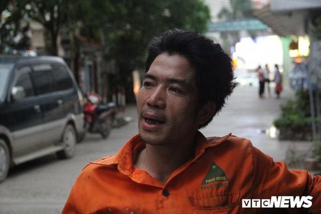 Anh Nguyễn Văn Thơ là người ngắt cầu dao tổng khi phát hiện đám cháy.