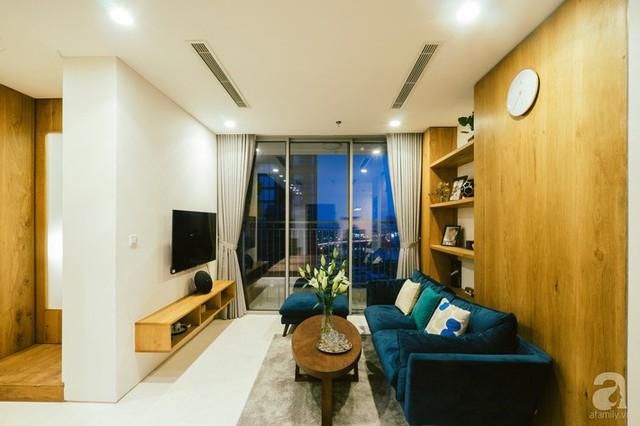 Khái niệm phòng trong lối thiết kế cũ kỹ được xóa bỏ bằng khái niệm không gian bao quát mới mẻ.