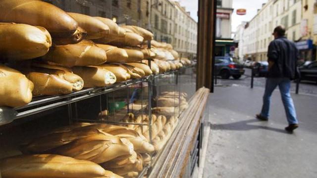 Bánh mì chính là niềm tự hào của nước Pháp.