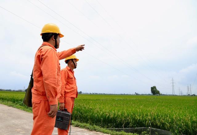 Lưới điện tại các vùng ngoại thành Hà Nội