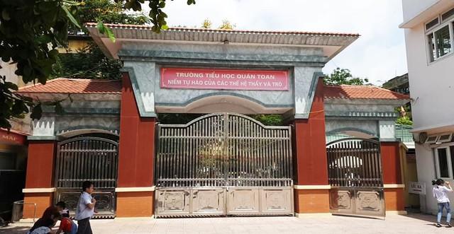 Trường Tiểu học Quán Toan sẽ tiến hành kỷ luật cô giáo Trang vào ngày mai 21/5