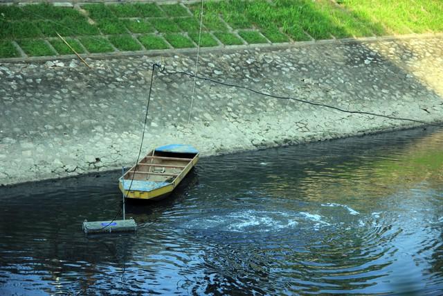 Vùng thượng lưu sông Tô Lịch được người dân khu vực đánh giá là chuyển biến cực.
