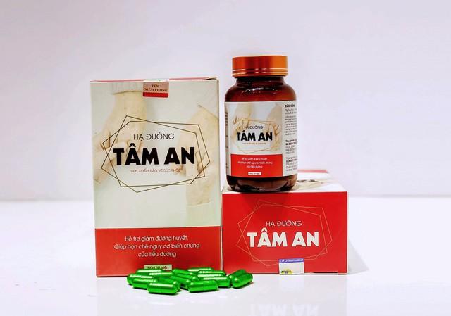 Hạ Đường Tâm An là một sản phẩm giúp hỗ trợ cho cả bệnh nhân tiểu đường và những người có chỉ số đường huyết cao.