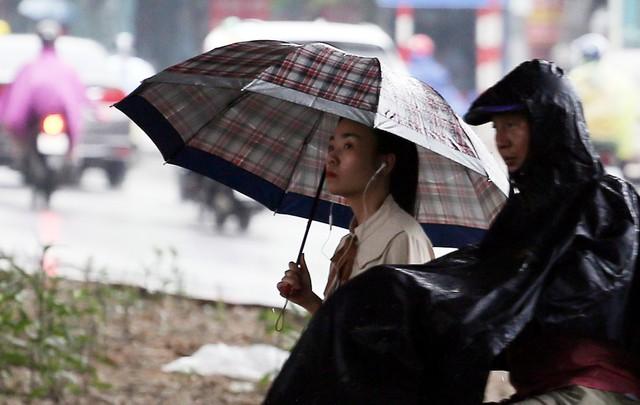 Trung tâm Dự báo Khí tượng Thuỷ văn Trung ương dự báo trước đó khi ảnh hưởng của rãnh áp thấp bị nén sẽ gây mưa giông trên diện rộng. Không chỉ riêng tại Hà Nội, các tỉnh phía Bắc cũng sẽ xuất hiện mưa sau nhiều ngày nhiệt độ ở mức 38-40 độ C.