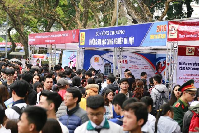 Đại học Công nghiệp Hà Nội tham gia Ngày hội Tuyển sinh 2019