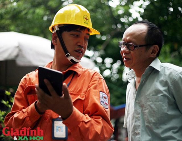 Theo chủ tịch Tập đoàn EVN thời gian qua có 11 khách hàng phản ánh qua báo chí về giá điện. Ảnh: Lê Bảo.