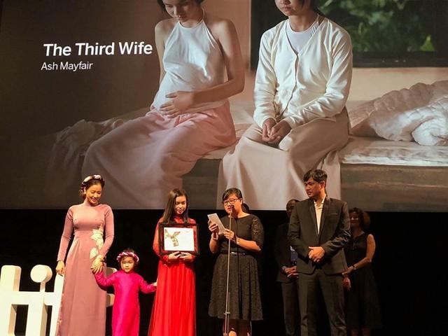 Vợ ba đã nhận được khá nhiều giải thưởng tại thị trường quốc tế