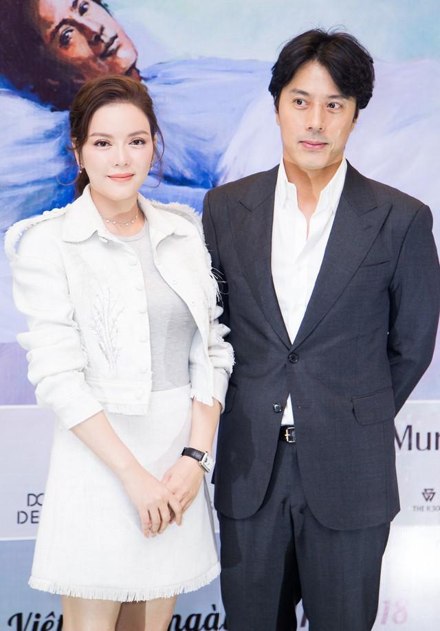 Tài tử Hàn Quốc Han Jae Suk đã quay trở lại dự án phim Thiên đường