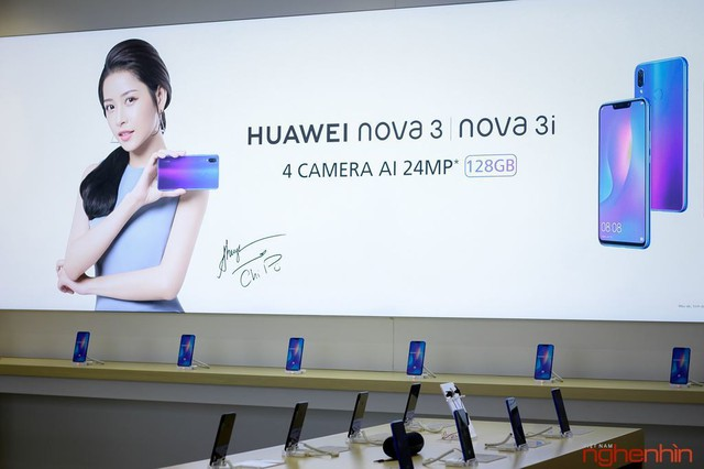 Huawei trước cơn sóng lớn