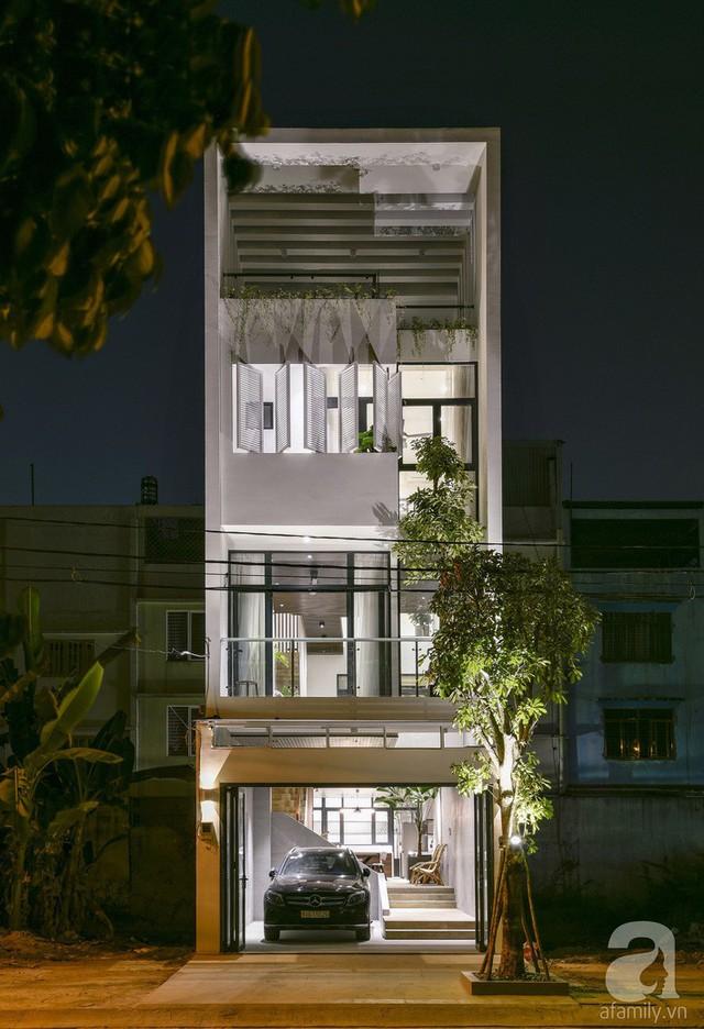 Ngôi nhà tạo ấn tượng đặc biệt từ không gian mở.