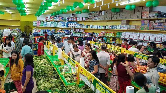 Doanh thu của chuỗi cửa hàng Bách hóa Xanh đang không ngừng tăng lên